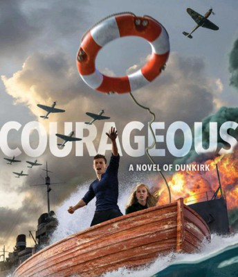Courageous: A Novel of Dunkirk by Yona Zeldis McDonough