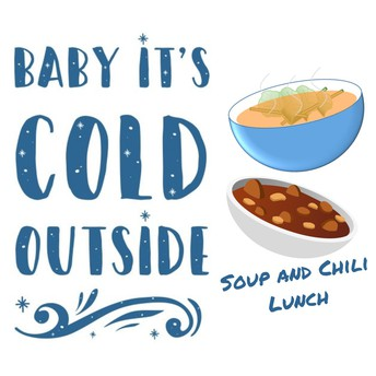 Baby It's Cold Outside- Monday, December 9th