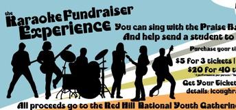 The Karaoke Fundraiser Experience*