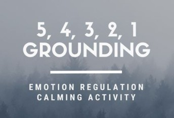Grounding activity!