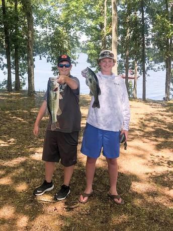 Buckhorn B.A.S.S. Fishing