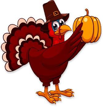 Thanksgiving Break is Almost Over!