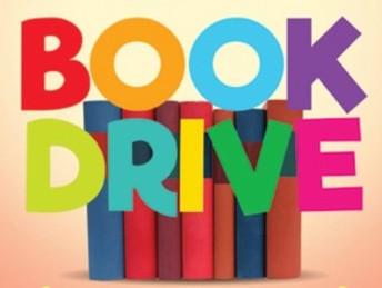Book Drive: Feb 10 - Feb 28