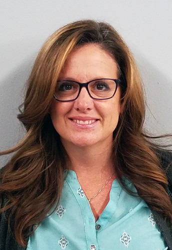 Meet Angie Anderson, Our New Principal's Secretary