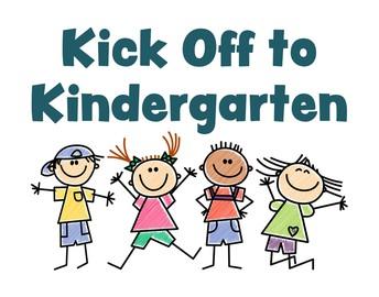Kindergarten Kick Off