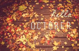 Welcome to October at Hillcrest!