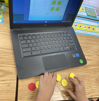 Using Tech and Hands-on Math