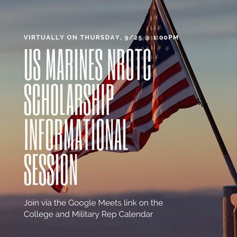 US Marines NROTC Scholarship