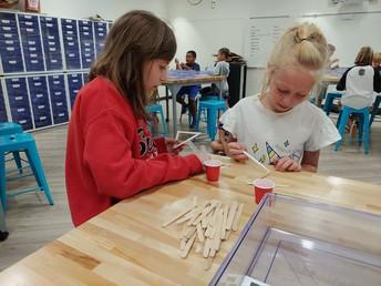Building Bridges in STEM Class