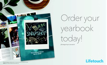 Order Your Yearbook today!!