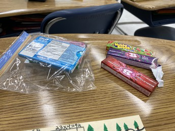"""Plenty of gum chewing happening today for """"Bend the Rules"""" Day"""