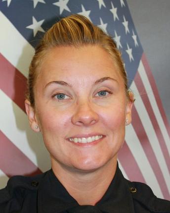 Meet our new SRO Officer Essman!