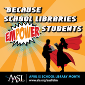 Library Happenings:  Encourage your child to get involved!