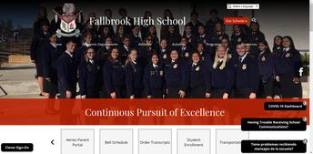 FHS Website