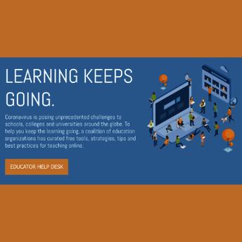 Learning Keeps Going screenshot