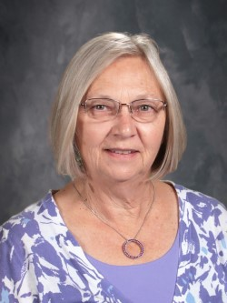 Elaine Leckenby - CMS ECA Treasurer (19 years)
