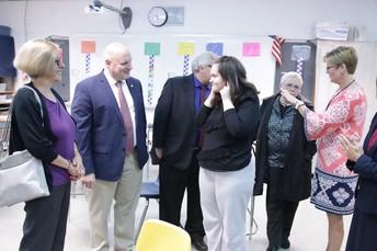 Fall Legislative Visit