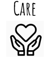 How will you be CARING today?