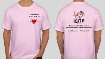 Shirts: $10.00