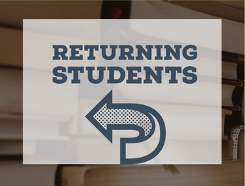 Returning Students - All students currently enrolled in the HCS district
