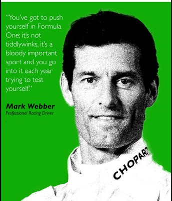 Webber - Self Discipline