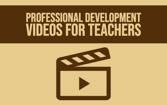 Recorded Professional Development and Helpful Resources