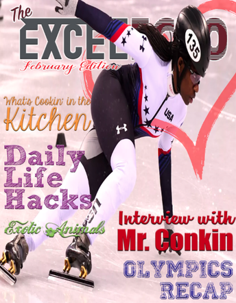 The EXCEL Echo: February Edition