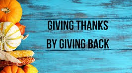 Give Thanks by Giving Back: RECHS Food Pantry Drive