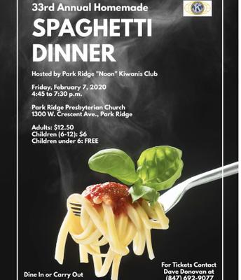 Kiwanis Spaghetti Dinner