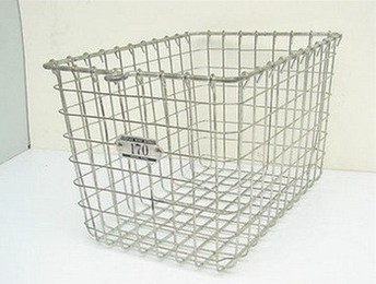 photo of wire basket