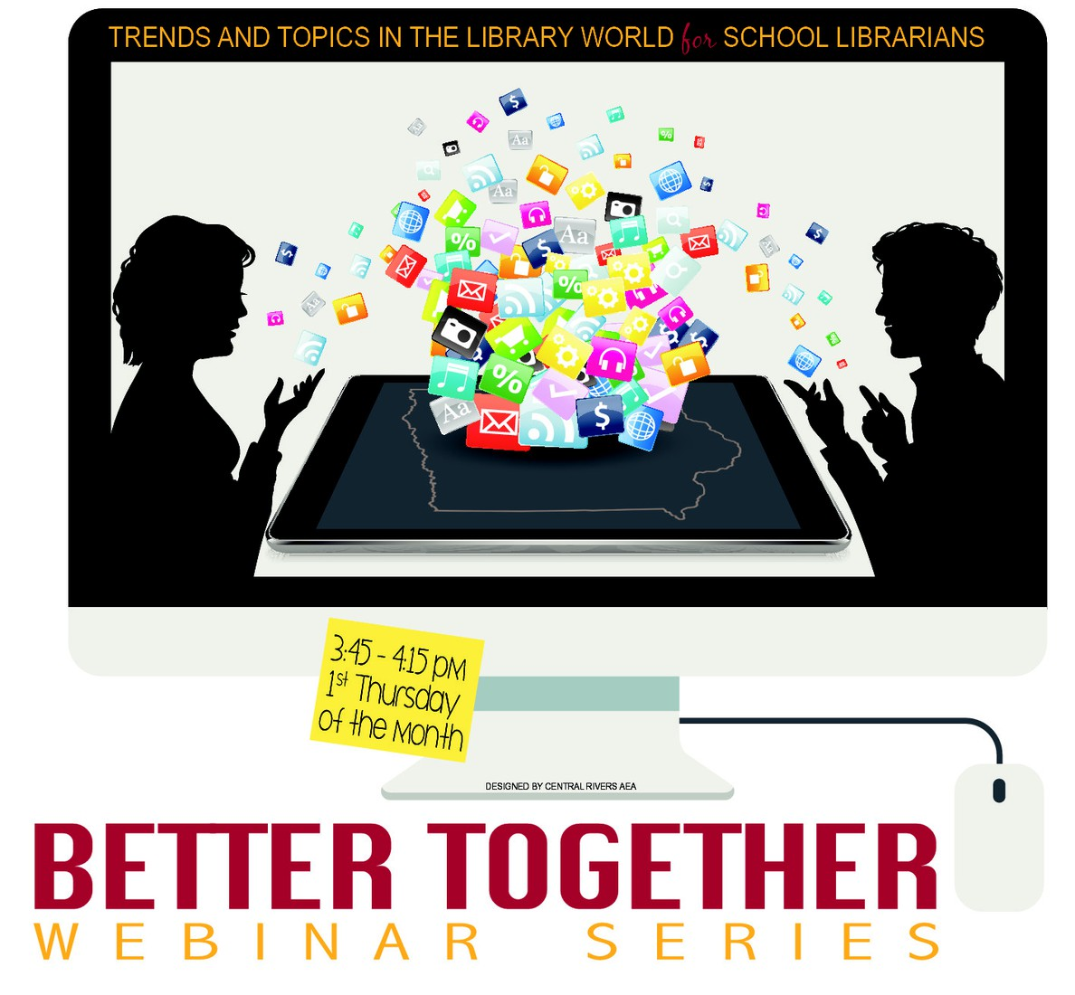 Better Together Webinar Series Graphic