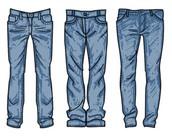 Better in Blue Jeans!