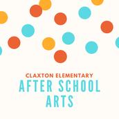 After School Arts Registration is open!