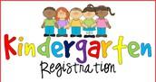 Kindergarten Registration is this week!