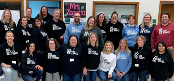 Staff Message: Do Good. Be Kind.