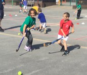 Jolly Hockey Sticks!