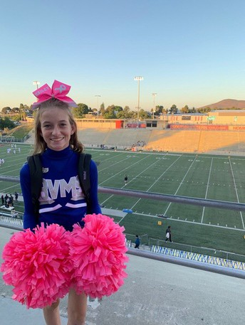 ONE OF BVM'S ASB MEMBERS - HAILEY WILDER