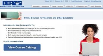 Discount on BER Professional Development