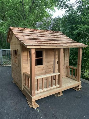 6. South Builds Playhouse