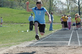 Join the Fun...Volunteer at Track & Field Days!