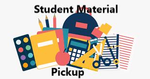 Quarter 3 Material Pickup