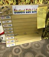 Student Edit List