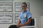 Staff Highlight:  Fiona Murphy- Assistant Aquatics/ Assistant Camp Director