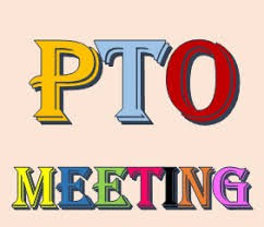 PTO Meeting - 3/10