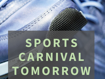 See you at Sports Carnival!