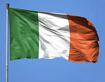 FLAG OF THE MONTH - IRELAND