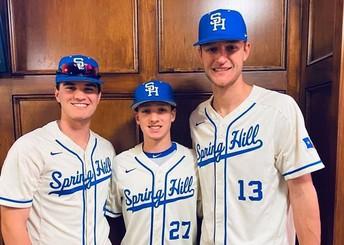 Logan Avant, Ryan Lepire, Hunter Hollan