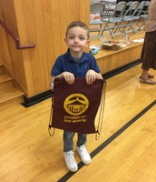 PCS Kindergarten Citizen of the Month