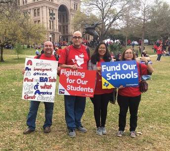 RMS Teachers in Austin