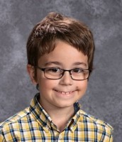 SFAS Intermediate Student of the Week-Grade 4